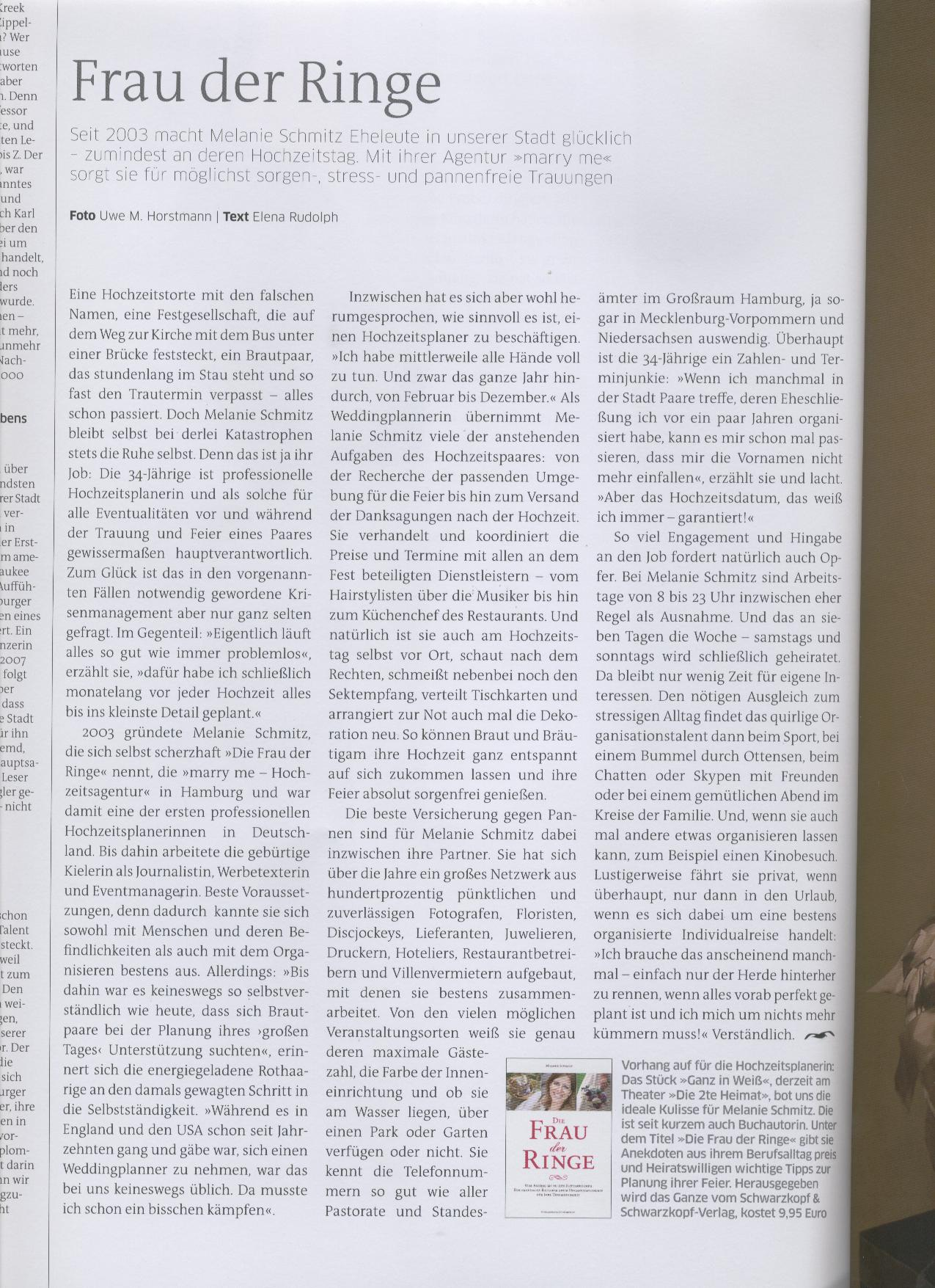 Heiraten bekanntschaften in hamburger abendblatt